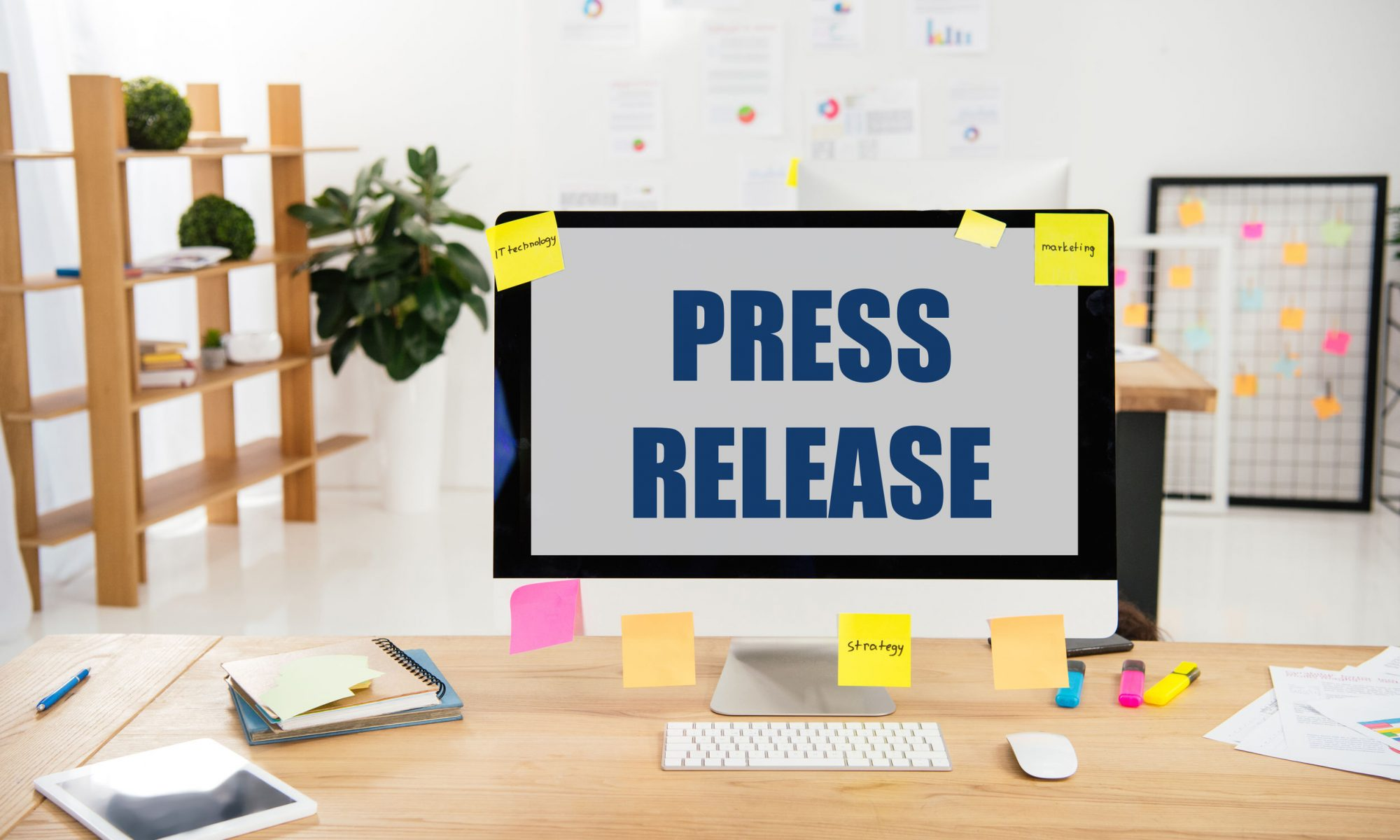 Creating a Press Release