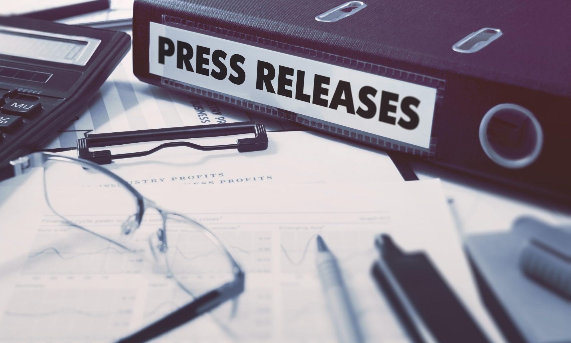 press release distribution, press release