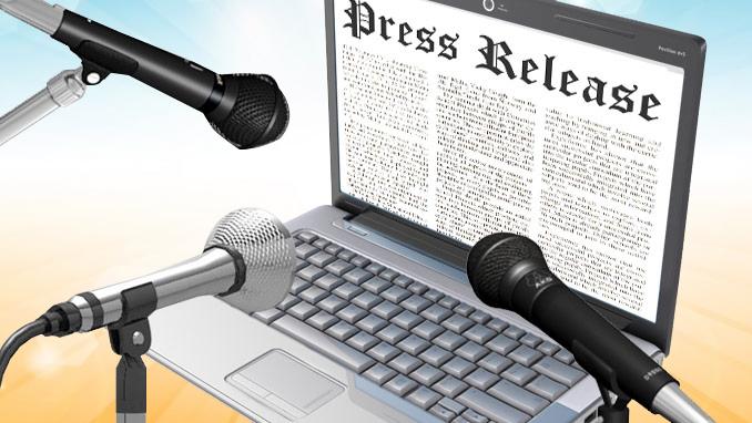 online press release sites, online press release distribution
