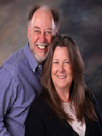 Tammy and Paul Huff