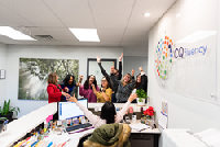 Employees of CQ fluency rejoice at growing accolades for their hard work  We are honored to receive recognition from Inc. 5000, and the NMSDC and want to be sure that our 'purpose' receives acknowledgement, not just our growth.