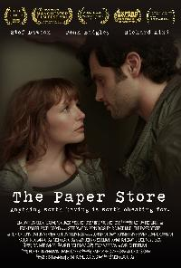 'The Paper Store' starring Stef Dawson and Penn Badgley available for streaming beginning July 24, 2018