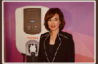 Noodoe EV CEO Jennifer Chang