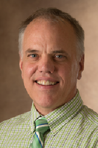 SIUE School of Nursing Assistant Dean for Graduate Programs Andrew Griffin, PhD.
