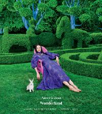 Americana in Wonderland, Spring 2020 :-