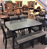 All closeout items are on sale at up to 75% off in the Year End Sale, Dec. 26-31, at Weaver Furniture Sales in Shipshewana, Indiana.