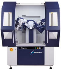 Rigaku SmartLab automated multipurpose X-ray diffractometer (XRD) with Guidance software
