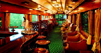 The Shongololo Express takes passengers to experience the best of Southern Africa in unparalleled style.