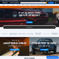 Wheelwell is the #1 social marketplace for auto enthusiasts