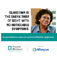 Prevent Blindness provides free resources to the public for January's National Glaucoma Awareness Month