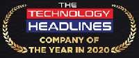 If we're Company of the Year in the year of COVID, it's because we've been able to adapt quickly and effectively.