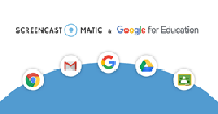 Google and Screencast-O-Matic partnership