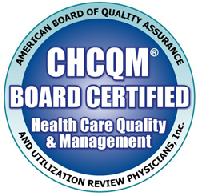 CHCQM Diplomate Logo
