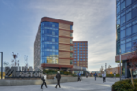 New Residence and Dining Hall at the University of Massachusetts Boston Awarded 2019 Best Public-Private Partnership Development