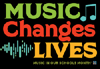 Every day, in classrooms and rehearsal rooms across the United States, music educators dedicate themselves to reaching all students with life-changing musical experiences, which we celebrate during Music In Our Schools Month.
