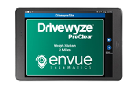 Drivewyze PreClear has become a game-changer for fleet managers. We're always searching for innovative technology and cutting-edge systems that offer advantages to fleet managers, and partnering with Drivewyze fit our company mission perfectly.