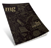 mg Magazine, December Issue