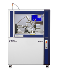 Rigaku XtaLAB Synergy-DW high-flux dual wavelength diffractometer with HPC detector