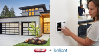 At Brilliant, our mission is to make interacting with all of your smart devices simple, from lights, music, climate, security, and doorbells to whatever comes next. Today, we are pleased to share what's next: Garage Doors.
