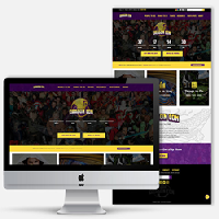 The New and Improved Dragon Con Website by Black Bear Design