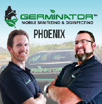 Germinator provides a 100% safe and non-toxic sanitizing and disinfecting process.|| 