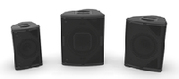 NEXO P+ Series of point-source loudspeakers