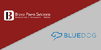 Bravo Pawn Systems announces partnership with BLUEDOG