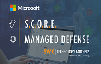 Together, S.C.O.R.E. and Managed Defense provide organizations with a focused, customized strategy to improve their security posture supported by a team of experts to help them detect
