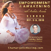 Anahata Ananda and Tommy Baker