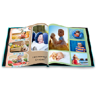 MailPix photobook users have hundreds of designs to choose from