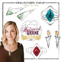 Emma Elizabeth Jewelry Wins 2019 Halstead Grant
