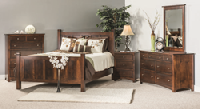 The Shaker Collection Bedroom Set combines traditional Shaker elements with modern influences and solid hardwood construction to deliver a beautiful and sturdy furniture collection.