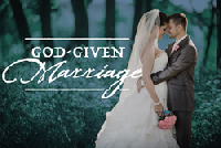 God-Given Marriage