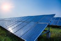 The 150MW (megawatt) project will be split into three groundmounted 50MW solar plants
