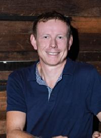 Enshored CEO, Ian Jackson
