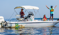 """""""Operating a boat – or even being a passenger – is incredibly risky while under the influence of alcohol or drugs."""
