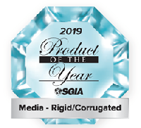 Mako-Board wins 2019 SGIA Product of the Year